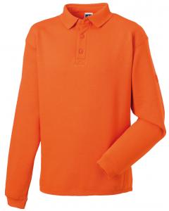 Workwear Sweatshirt mit Kragen