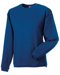 Workwear Sweatshirt mit Rundhalsausschnitt