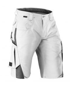 """Shorts """"Pulsschlag"""", weiß/anthrazit"""