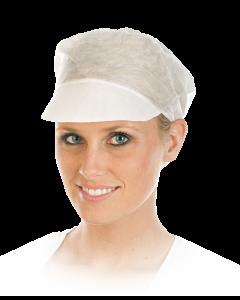 Schildmütze ohne Haarschutz