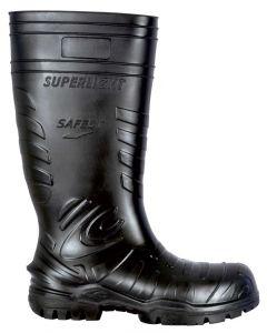 GUMMISTIEFEL SAFEST BLACK S5 CI SRC