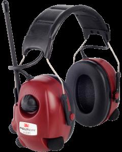 Kapselgehörschutz 3M  Peltor Alert FM-Radio - Helm